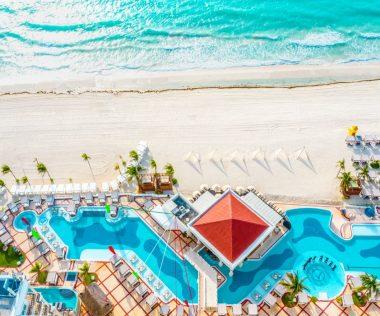 Retúr repülőjegy Bécsből Cancún Mexikóba 94.400 Ft-ért!