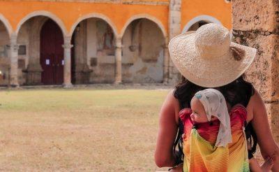 Mexikó felfedezése három picivel: 5 program, amit nem szabad kihagyni a Yucatán-félszigeten