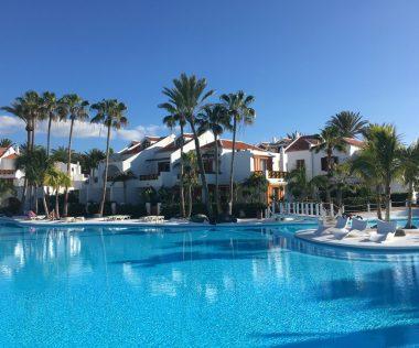 Egy hetes utazás Tenerifére 4 csillagos nagyon jó értékelésű medencés hotellel, repülővel 89.500 Ft-ért!
