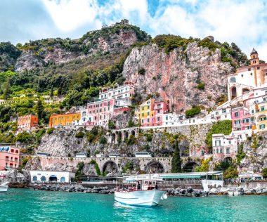 1 hetes utazás Nápolyba és környékére 52.050 Ft-ért! Keresd fel az Amalfi-partot, a Vezúvot és Caprit is!