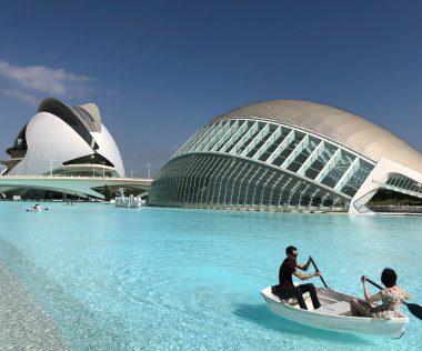 TOP 10 látnivaló Valenciában