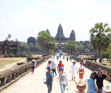 Angkor és Siem Reap – Kambodzsa élménybeszámoló