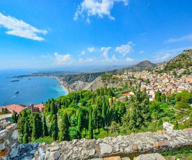 Egy hetes utazás Szicíliára reggelis szállással, repülővel 49.800 Ft-ért!