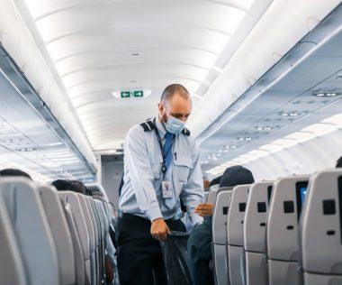 Delta variáns, negyedik hullám, harmadik oltás… Mi történik, ha késik a géped, vagy törlik a járatod?