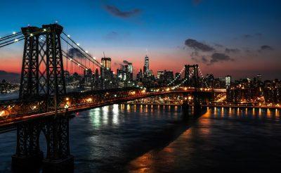 Karácsonyozz New York-ban! Retúr repülőjegy a sosem alvó városba 135.000 Ft-ért!