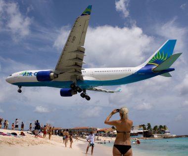 Budapest – Sint Maarten retúr repülőjegy augusztus végére 175.500 Ft-ért foglalható!