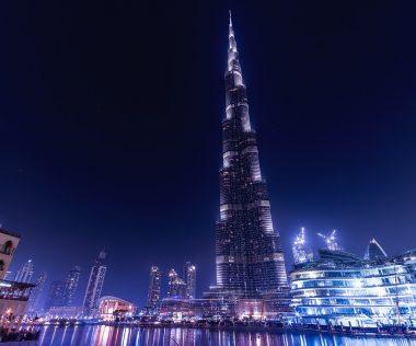 Top 10 látnivaló Dubajban, térképpel!