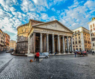 Kedvencetek: 4 napos utazás Rómába szállással és repülővel 21.180 Ft-ért!