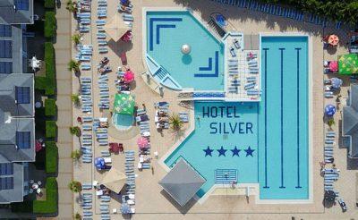 A legjobb hazai szállodák – Hotel Silver superior, Hajdúszoboszló