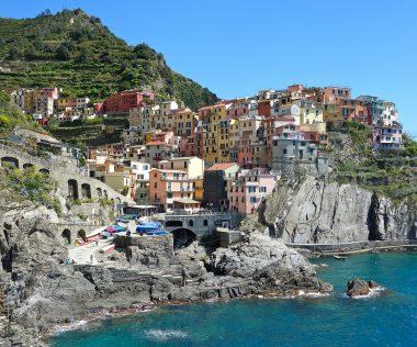 Hosszú hétvége Olaszország egyik legszebb részén: Cinque Terrén: 43.200 Ft-ért!