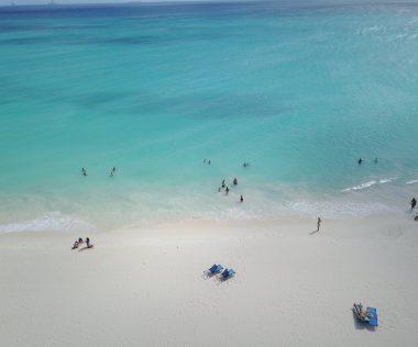 Legszebb fehér homokos tengerpart ahol jártam