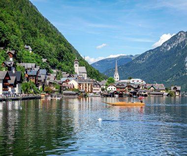 Ausztria csodás tájai: 4 nap Hallstatt vonattal, szállással!