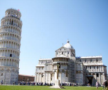 Ferde még? 5 napos utazás Olaszországba, Pisába 28.950 Ft-ért!