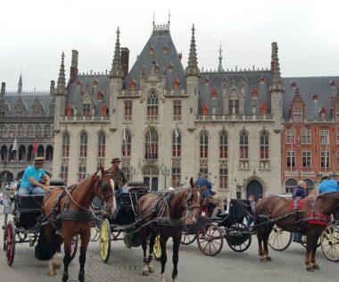 Brugge, a meseváros – utazási segédlet
