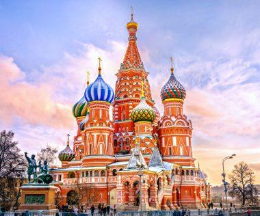 Oroszország jöhet? 6 nap MOSZKVA szállással, repülővel 51.130 Ft-ért!
