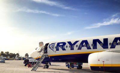 Ezeket a járatokat törli a Ryanair szerdáig!