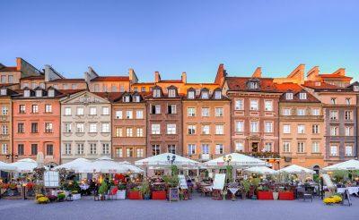 Tavaszi hétvége Varsóban retúr repjeggyel, 2 éj négycsillagos szállással csupán 19.800 Ft-ért!