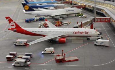 Becsődölt a második legnagyobb német légitársaság
