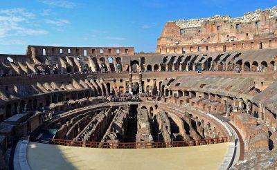 A Colosseum, ahogy még soha nem láttad