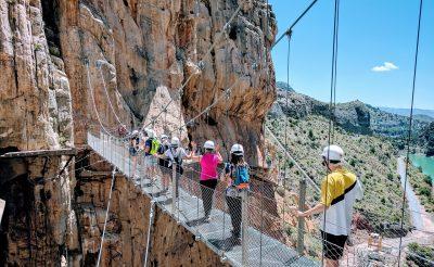 A világ legveszélyesebb túraútvonala újra megnyitotta a kapuit